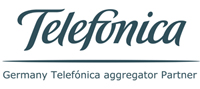 Telefonica Germany aggregator Partner